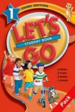Let's Go: 1: Student Book and Workbook Combined Edition 1B