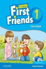 First Friends: Level 1: Class Book and MultiROM Pack