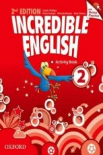 Incredible English: 2: Workbook with Online Practice Pack