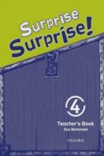 Surprise Surprise: 4: Teacher's Book