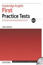 Cambridge English First Practice Tests: Tests With Key and Audio CD Pack