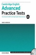 Cambridge English Advanced Practice Tests: Tests With Key and Audio CD Pack