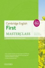 Cambridge English First Masterclass Students Book & Online Skills Practice Pack