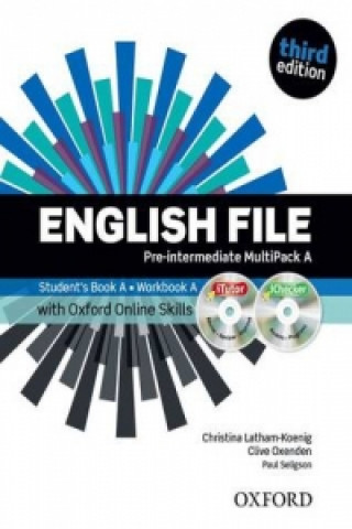 English File third edition: Pre-intermediate: MultiPACK A with Oxford Online Skills
