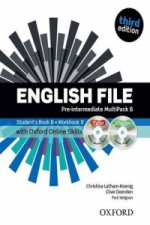 English File third edition: Pre-intermediate: MultiPACK B with Oxford Online Skills, m. DVD, m. CD-ROM, m. Buch, m. Beilage, m. Beilage