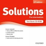 Solutions: Pre-intermediate: Test Bank CD-ROM