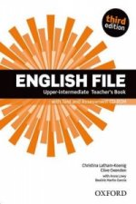 English File: Upper-intermediate: Teacher's Book with Test and Assessment CD-ROM