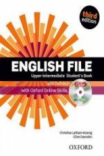 English File: Upper-intermediate: Student's Book with iTutor and Online Skills
