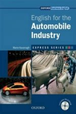 Express Series: English for the Automobile Industry Student's Book and MultiROM