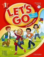 Let's Go: 1: Student Book With Audio CD Pack
