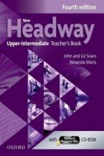 New Headway: Upper-intermediate Fourth Edition: Teacher's Book + Teacher's Resource Disc