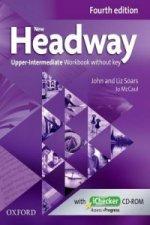New Headway: Upper-Intermediate B2: Workbook + iChecker without Key