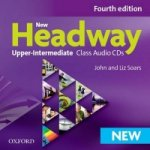 New Headway: Upper-intermediate Fourth Edition: Class Audio CDs
