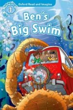 Oxford Read and Imagine: Level 1:: Ben's Big Swim audio CD pack