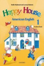 American Happy House: 1: Student Book with MultiROM
