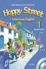 American Happy Street: 1: Student Book with MultiROM