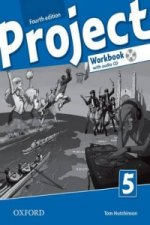 Project: Level 5: Workbook with Audio CD and Online Practice