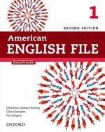 American English File: Level 1: Student Book