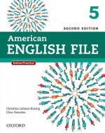 American English File 2e 5 Student Book Pack