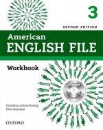 American English File: 3: Workbook with iChecker