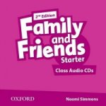 Family and Friends: Starter: Class Audio CDs