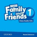 Family and Friends: Level 1: Class Audio CDs