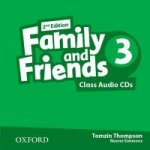 Family and Friends: Level 3: Class Audio CD (2 Discs)