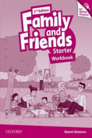 Family and Friends: Starter: Workbook with Online Practice