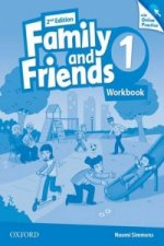 Family and Friends: Level 1: Workbook with Online Practice