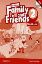 Family and Friends: Level 2: Workbook with Online Practice
