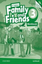 Family and Friends: Level 3: Workbook with Online Practice