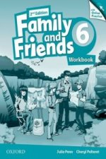 Family and Friends: Level 6: Workbook with Online Practice