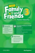 Family and Friends: Level 3: Teachers Book Pack