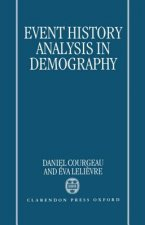 Event History Analysis in Demography