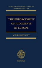 Enforcement of Judgments in Europe
