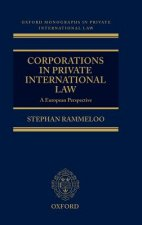 Corporations in Private International Law
