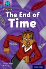 Project X Origins: Dark Red Book Band, Oxford Level 17: Time: The End of Time