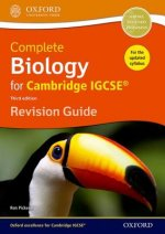 Complete Biology for Cambridge IGCSE  (R) Revision Guide