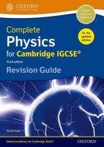 Complete Physics for Cambridge IGCSE  (R) Revision Guide