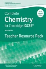 Complete Chemistry for Cambridge IGCSE Teacher Resource Pack