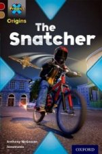Project X Origins: Dark Red Book Band, Oxford Level 18: Who Dunnit?: The Snatcher