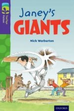 Oxford Reading Tree Treetops Fiction: Level 11 More Pack A: Janey's Giants