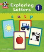 Project X: Phonics Pink: Exploring Letters 1