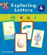 Project X: Phonics Pink: Exploring Letters 4