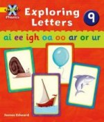 Project X: Phonics: Yellow Exploring Letters 9