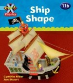 Project X: Phonics Blue: 11b Ship Shape