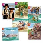 Learn at Home:Pirate Cove Reception Pack (6 Fiction Books)