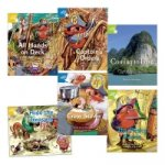Learn at Home:Pirate Cove Year 1 Pack (6 Fiction Books)