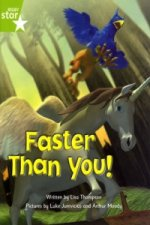 Fantastic Forest Green Level Fiction: Faster Than You!