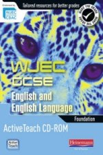WJEC GCSE English and English Language Foundation Active Teach CD-ROM